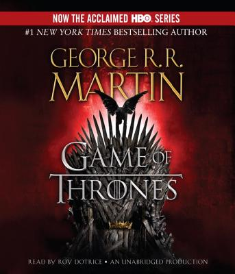 [CD] A Game of Thrones By Martin, George R. R./ Dotrice, Roy (NRT)