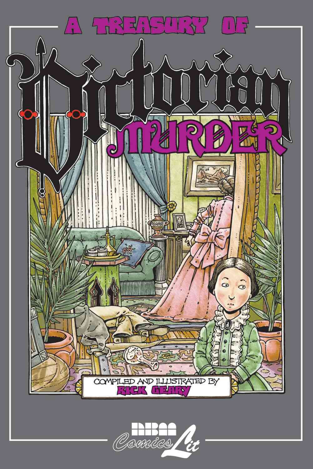 A Treasury of Victorian Murder By Geary, Rick